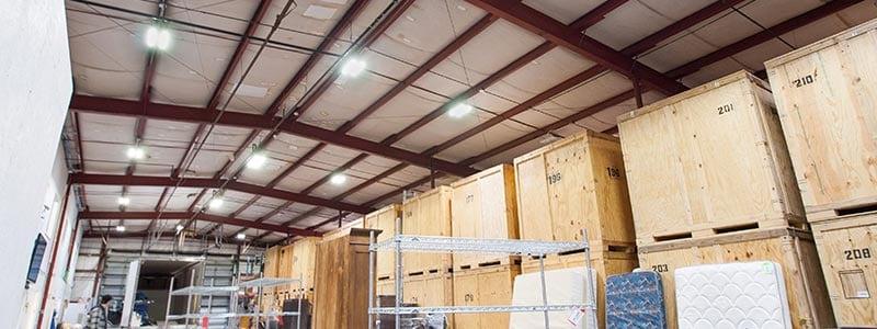 Energy Savings Improved Lighting