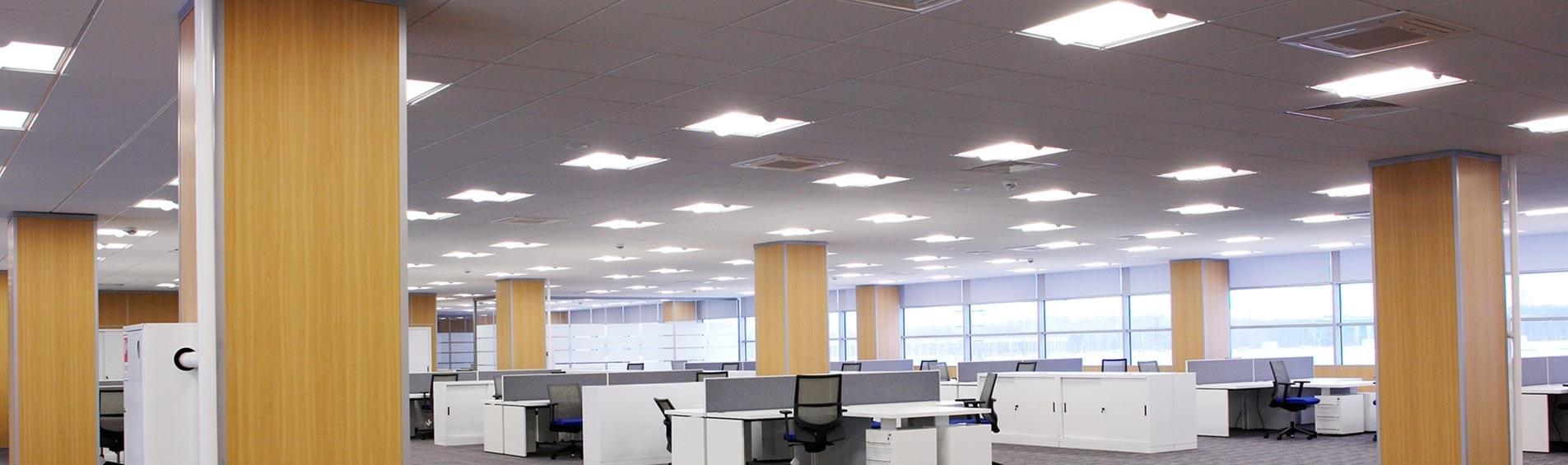 Green Lighting Consulting Office Lighting